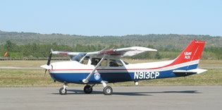 One of our distinctive aircraft