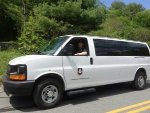 Chase Vehicle